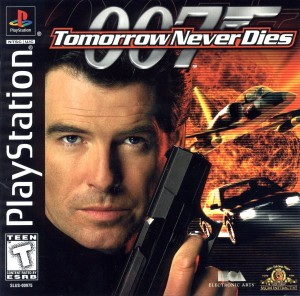 Tomorrow Never Dies (PS)