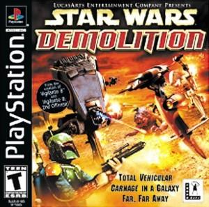 Star Wars Demolinion