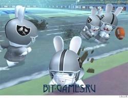 Бешеные кролики из Rayman Raving Rabbids станут героями сериала на канале Nickelodeon