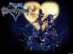 Square и Disney - Kingdom Hearts