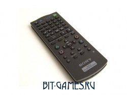 Sony PlayStation 2 DVD Remote Control