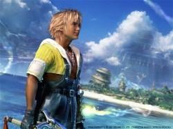 Final Fantasy X: осенью в Европе
