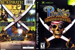 Pirates Legends of the Black Kat