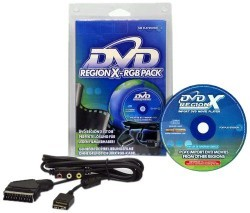 DVD REGION X