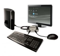PlayStation 2 клавиатуру и мышь