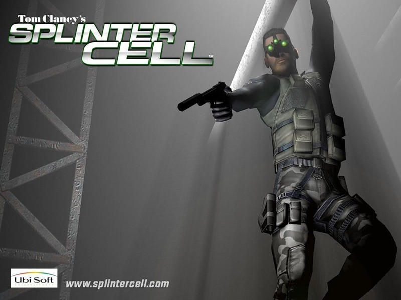 Ubisoft ����� ������� �����-����� Tom Clancy's Splinter Cell!