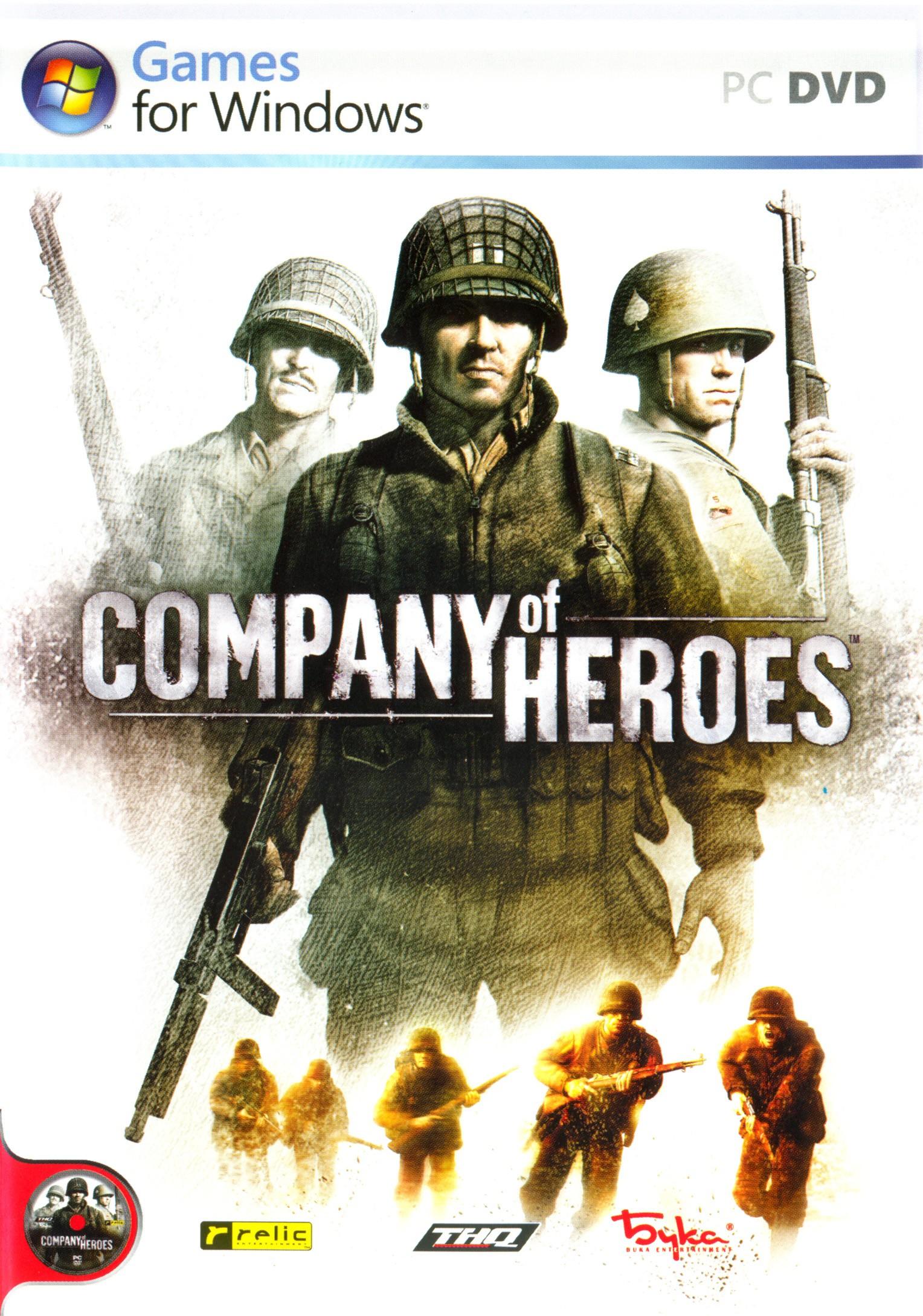 Company Of Heroes.