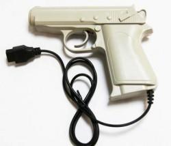 световой пистолет для денди