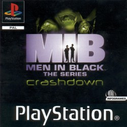 Men In Black - The Series Crashdown