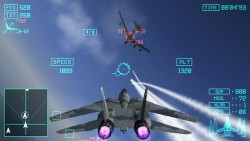Ace Combat X Skies of Deception (PSP)