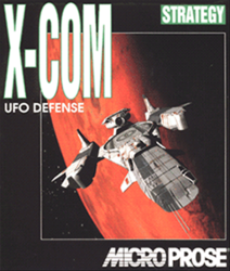 X-COM UFO Defense (PS)