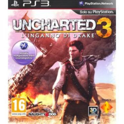 Uncharted 3 Drake's Deception (PS3)