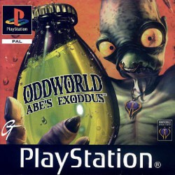 Oddworld Abe's Exoddus (PC)