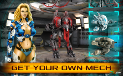 Mechs Warfare (Android)