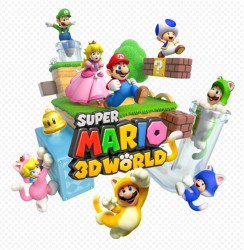 Super Mario 3D World (PS4)