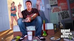 Обновленный экшен Grand Theft Auto 5 появится на рынке осенью 2014 г