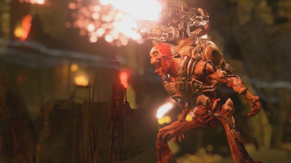 Разработчики Doom 4 предоставили несколько первых кадров геймплея новинки
