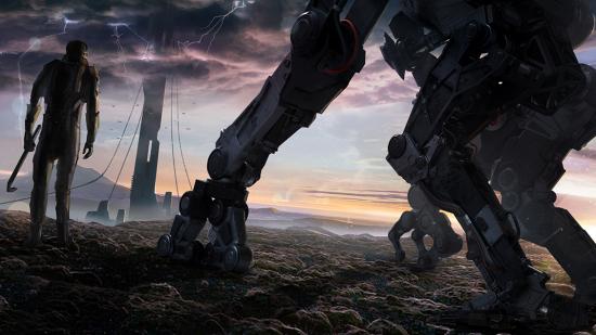 концепт-арты для Half-Life 3