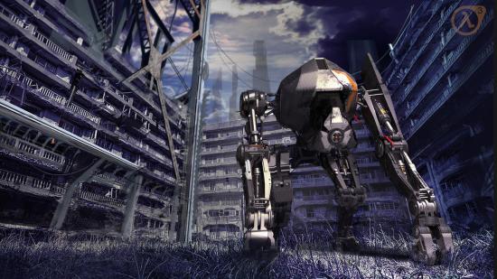 концепт-арты для Half-Life 31