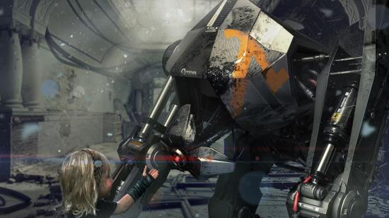 концепт-арты для Half-Life 32