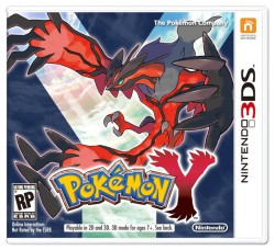 Pokémon X and Y (3DS)