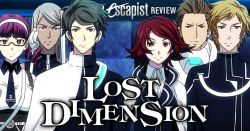Lost Dimension (PS Vita)