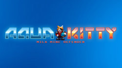 Aqua Kitty Milk Mine Defender DX (PS Vita)