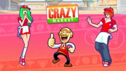 Crazy Market (PS Vita)