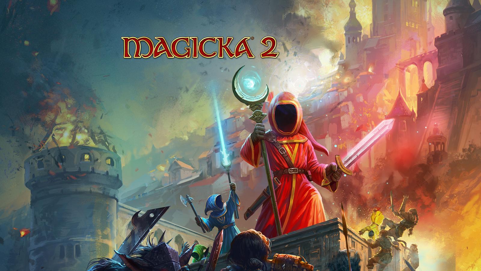Magicka 2 на андроид