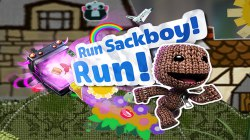 Run Sackboy! Run! (PS Vita)