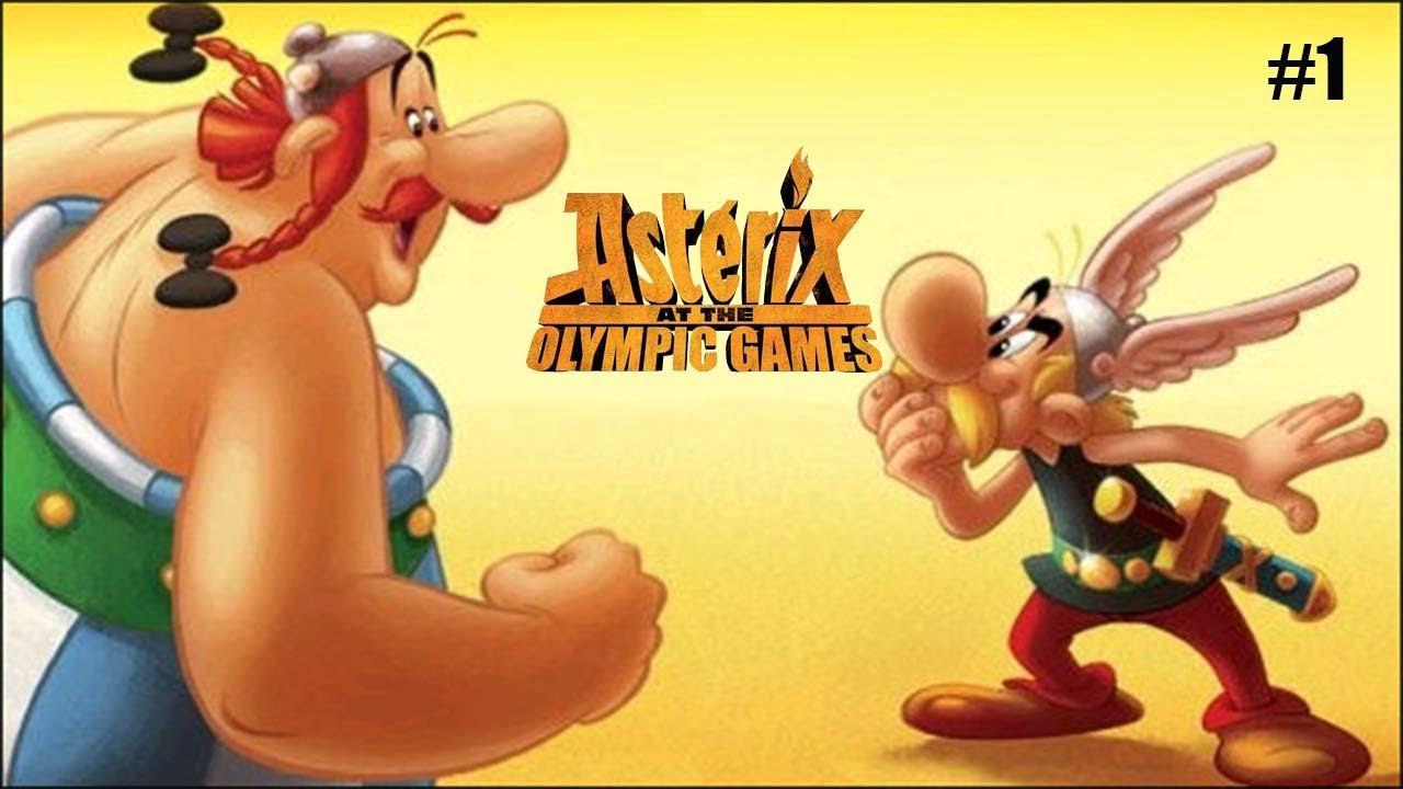 Скачать Игру Asterix At The Olympic Games Через Торрент На Пк